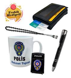 Polise Hediye Seti Kapıda Ödeme - 769